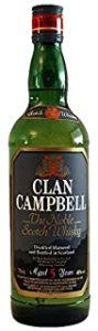 Whisky - Clan Campbell 1L