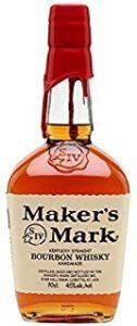 MAKER'S MARK BOURBON WHISKY KENTUCKY STRAIGHT HANDMADE