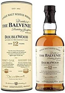El 12 años Whisky escocés Balvenie Doublewood (Pack de 70 cl)
