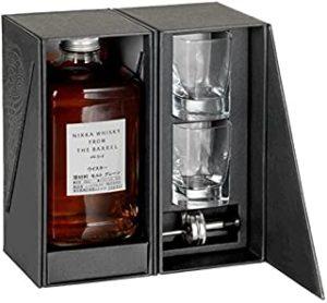 Nikka - From The Barrel 50cl Bottle & Glasses Gift Pack - Whisky