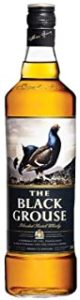 Whisky - Famous Grouse The Black Grouse 1L