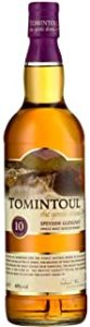 Whisky - Tomintoul 10 Años 1L