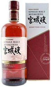 Whisky - Nikka Miyagikyo Sherry Wood Finish 70 cl