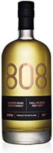 Blended Malt - 808 Blended Grain Scotch - Whisky