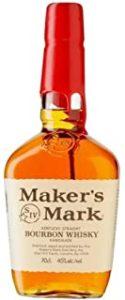 70cl marca de whisky Bourbon Maker