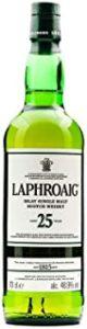 Whisky - Laphroaig 25 Años Cask 70 cl