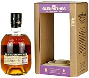 Whisky - The Glenrothes Vintage 2001 70 cl