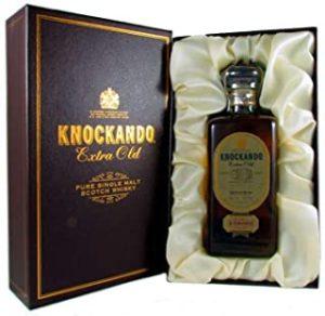 Knockando Extra Old 1980 21 Años Pure Single Malt Scotch Whisky - 700ML