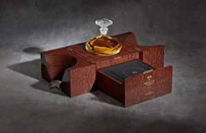 The Macallan - The Genesis Lalique Decanter - 72 year old Whisky