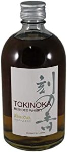 Whisky Tokinoka 40 ° - Destilería de Roble Blanco - 50 cl