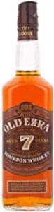 Ezra Brooks OLD EZRA 7 Years Old Kentucky Straight Bourbon