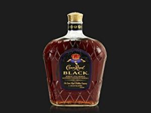 Whisky - Crown Royal Black 1L