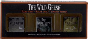 Wild Geese The Miniset Whisky