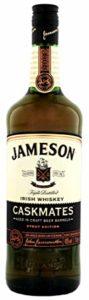 Jameson Caskmates Irish Whiskey Stout Edition