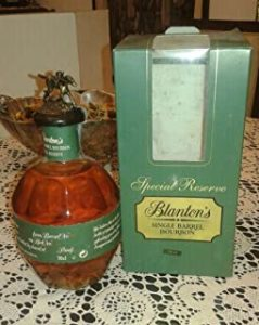 Blanton's Special Reserve old bottle 70cl