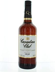 Whisky - Canadian Club 70 cl