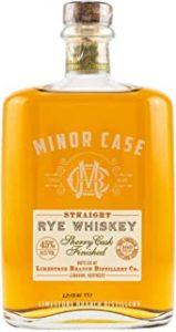 Minor Case - Straight Rye