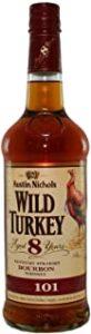 Wild Turkey 8 Year Old Bourbon 70cl