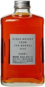 Whisky Nikka The Barrel 51,4% 50 cl.