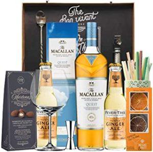 Ginger Ale & Macallan Quest 1l