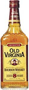 OLD VIRGINIA - Old Virgina Bourbon Whisky 6ans