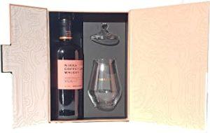 NIKKA Coffey Grain WHISKY japonés - Estuche regalo - Botella 70 cl. + Vaso de cata