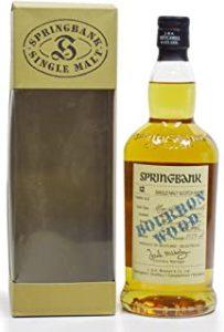 Springbank - Bourbon Wood - 1991