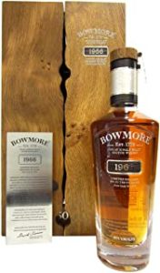 Bowmore - Single Cask 1966 50 year old Whisky