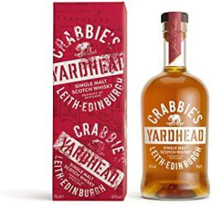 Whisky - Crabbie Yarhead 70 cl