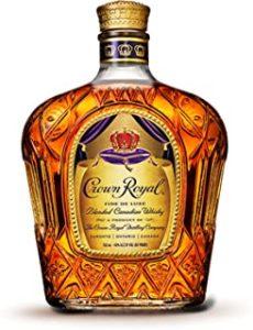 Whisky Crown Royal Blended Canadian Whisky 40% 1 lt.