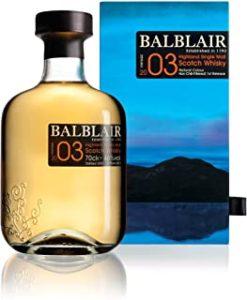Balblair - Highland Scotch Vintage 1st Release - 2003 10 year old