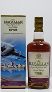 Whisky - The Macallan Fifties Travel Series 50 cl