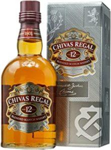 CHIVAS REGAL - 12 YO - BLENDED SCOTCH WHISKY
