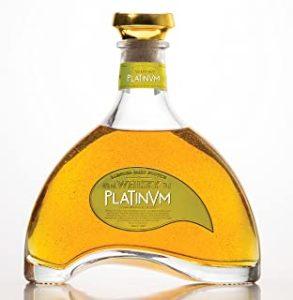 Platinvm Whisky Blended Malt Scotch con oro - ideal regalo día del padre
