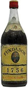 1756 Brandy Real Companhia Velha Fundador