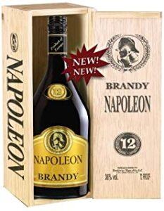 BRANDY NAPOLEON 70 CL. MADERA ESTUCHE