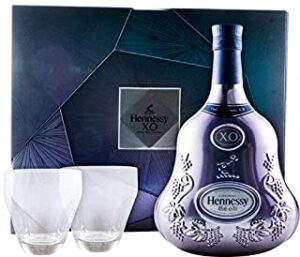 Hennessy XO On Ice Experience Glasses Limited Edition